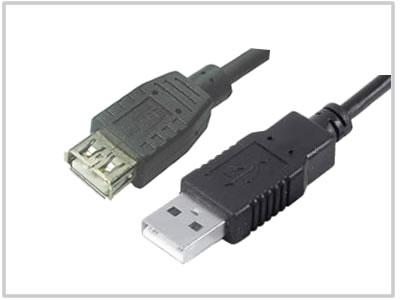 Rallonge USB - Type A Male/Femelle