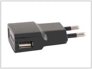 Chargeur USB plat 500mA