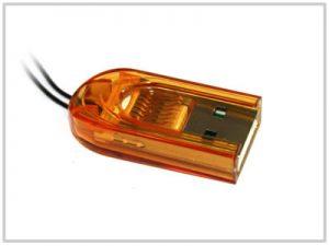Lecteur de cartes MicroSD TransFlash