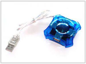 Mini Hub USB 1 - 4 Ports