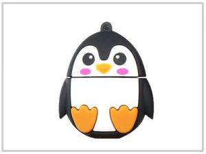 Clé USB Pingouin - 8 Go