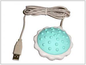Boule de massage USB